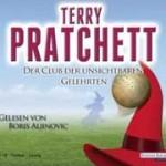 """""""Der Club der unsichtbaren Gelehrten"""" von Terry Pratchett, als Hörbuch von Audible"""