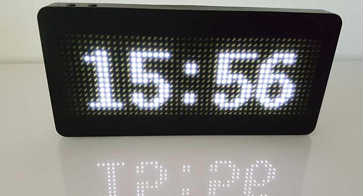 Powerbank. Oder Uhr mit Wecker?